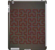 Meander iPad Case/Skin