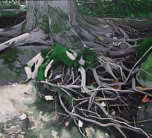 Roots Everywhere by Eric Nietzer