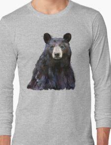 Black Bear Long Sleeve T-Shirt