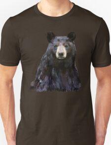 Black Bear Unisex T-Shirt