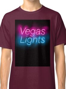 Panic! at the disco Vegas Lights Classic T-Shirt