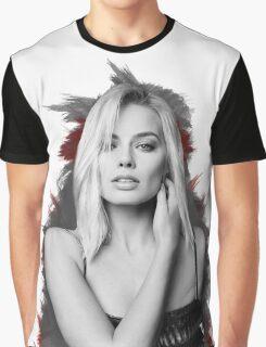 Margot Robbie Graphic T-Shirt