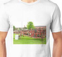 Antique Peanut Picker/Hay Baler Unisex T-Shirt