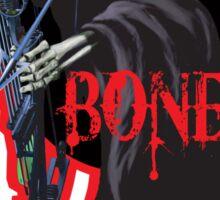 Reap the bone  - red Sticker