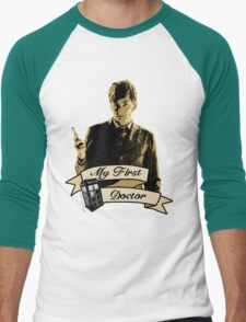 My first Doctor (Who) Tenth 10th David Tennant T-Shirt