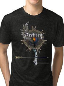 Archery Tri-blend T-Shirt
