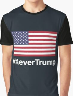 #NeverTrump Graphic T-Shirt