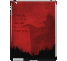 Snow White inspired design (Part 3 of 3). iPad Case/Skin