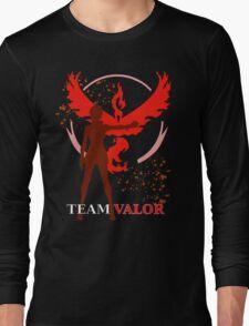 Pokemon GO - Team Valor Captain Long Sleeve T-Shirt