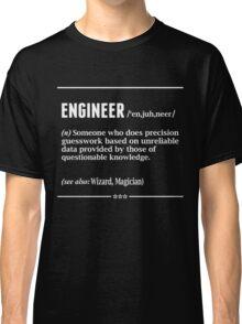 ENGINEER NOUN Classic T-Shirt