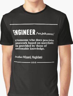 ENGINEER NOUN Graphic T-Shirt