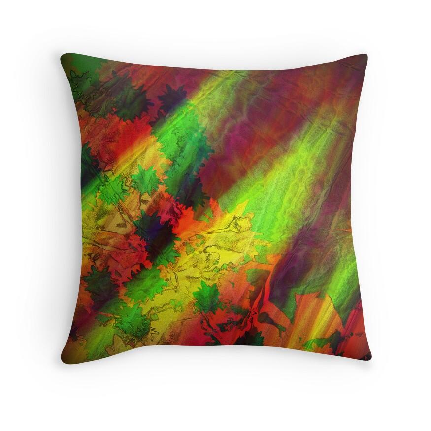 Throw Pillows Spotlight :