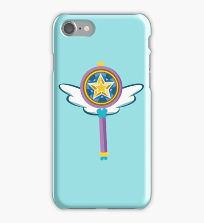 Star Butterfly's Wand  iPhone Case/Skin