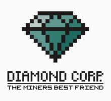 Diamond Corp (colored) Kids Clothes