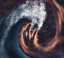 The Ocean and the Cosmos by Ben Davis