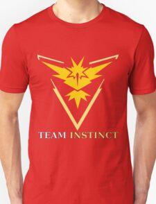Pokemon GO - Team Instinct Unisex T-Shirt