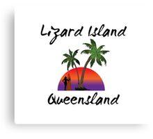 Lizard Island Queensland Canvas Print