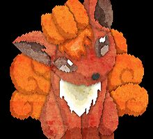 vulpix by cavia
