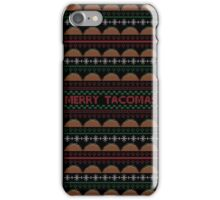 We Wish You a Merry Taco iPhone Case/Skin