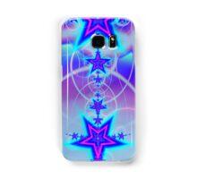 Ultraviolet Stars Samsung Galaxy Case/Skin
