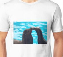Sea Lion Love Unisex T-Shirt