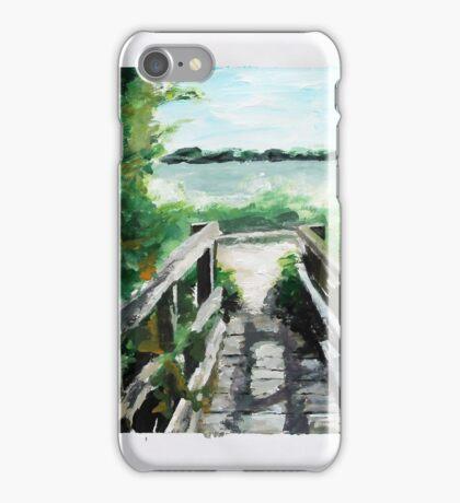 nature reserve study 1 iPhone Case/Skin