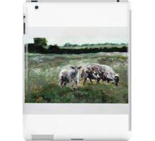 nature reserve study 2 iPad Case/Skin