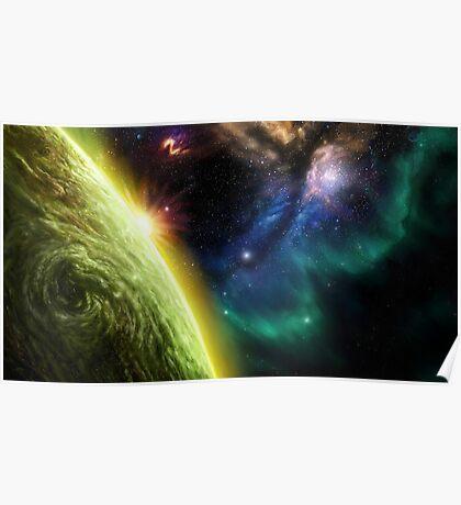 The Starfox Universe: At Peace Poster