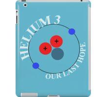 Mars 2030 - Helium-3 Our Last Hope iPad Case/Skin