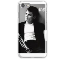 Chet Baker  iPhone Case/Skin