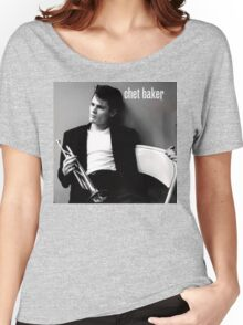 Chet Baker  Women's Relaxed Fit T-Shirt