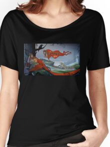 Vikings & Fantasy Women's Relaxed Fit T-Shirt