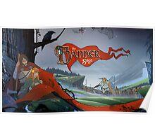 Vikings & Fantasy Poster