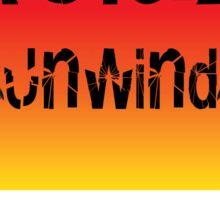 Relax Unwind St. John Sticker