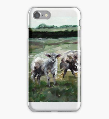 nature reserve study 2 iPhone Case/Skin