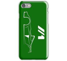 BAC Mono Green iPhone Case/Skin