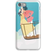 Howl's Kiss iPhone Case/Skin