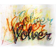 Y Volver, Volver, Volver... Poster