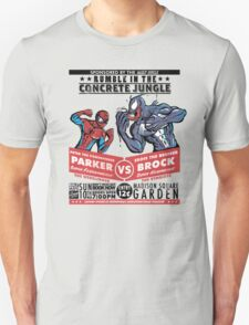 Rumble In The Concrete Jungle T-Shirt