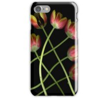 Tulip Curves iPhone Case/Skin