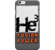 Mars 2030- Helium 3 Fusion Power iPhone Case/Skin