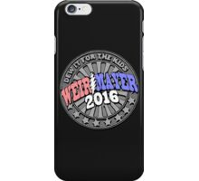 Campaign Button Vector iPhone Case/Skin