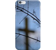 Even in the Weeds iPhone Case/Skin