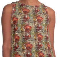 Bridgetown Vine Leaves Contrast Tank