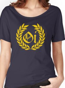 Oi! SKINHEAD Women's Relaxed Fit T-Shirt