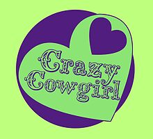 Crazy Cowgirl by Boogiemonst