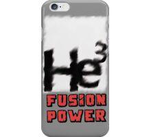 Mars 2030 - Helium 3 Fusion Power iPhone Case/Skin
