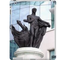 Statue of Admiral Lord Nelson iPad Case/Skin