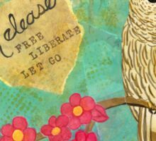 Sophia Owl Sticker