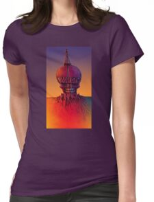 What The Frack Womens Fitted T-Shirt